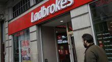 Ladbrokes owner's sales boosted by digital betting