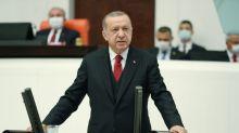 Turkey cool to U.S., Russia, France ceasefire effort in Nagorno-Karabakh
