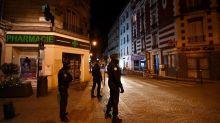 France: les policiers en première ligne pour faire respecter le couvre-feu