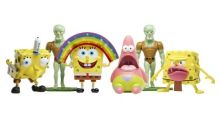 Alpha Group Celebrates Spongebob Squarepants' 20th Anniversary With Fresh Line Of Imaginative, Unique Toys