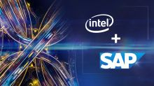 Intel announces deep, multi-year partnership with SAP