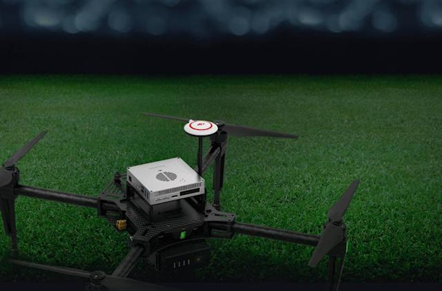 DJI wants you to build sentient drones with its tiny computer