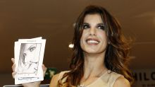 Lo scatto sexy di Elisabetta Canalis che manda in tilt il web