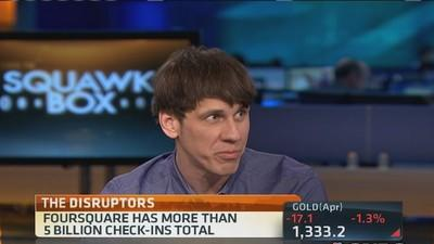 Foursquare CEO: Building amazing search tools