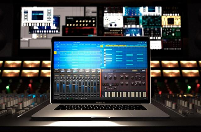 Korg's iOS music production app is coming to Mac