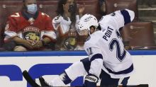 Photos: Lightning beat Panthers 5-4 in first playoff game