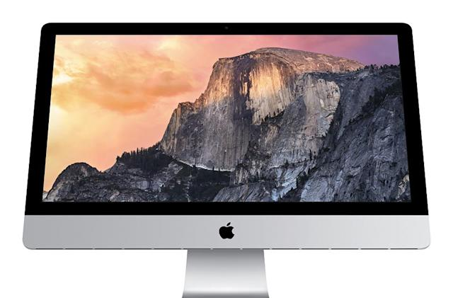 Apple reveals the 27-inch iMac with Retina Display starting at $2,499