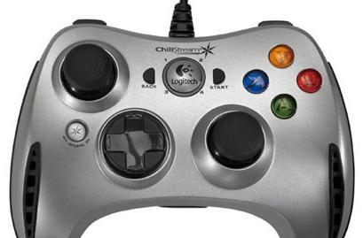 Logitech's ChillStream controller cools hot hands