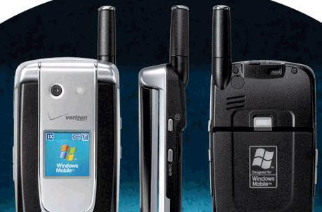 Verizon Wireless branded Pantech PN-820 pictures leaked