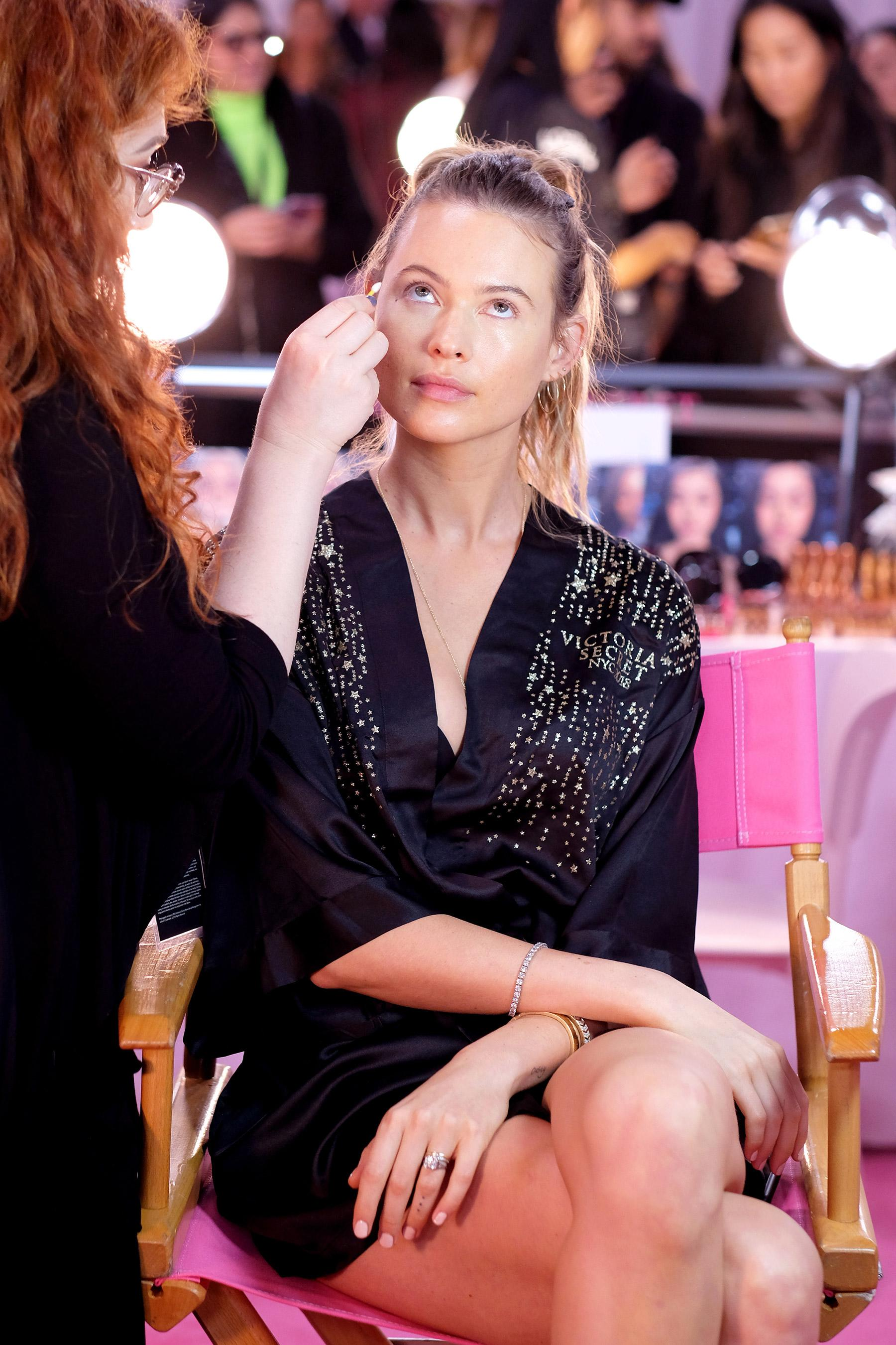 0d96361410228 Behati Prinsloo Is 'Super Excited' Husband Adam Levine Will Be at  Victoria's Secret Fashion Show