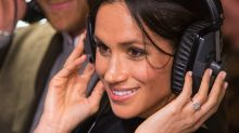 Harry and Meghan sing Christmas tune in trailer for new podcast
