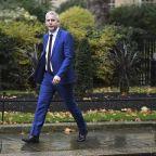 The Latest: UK speaker deals new blow to govt Brexit plan