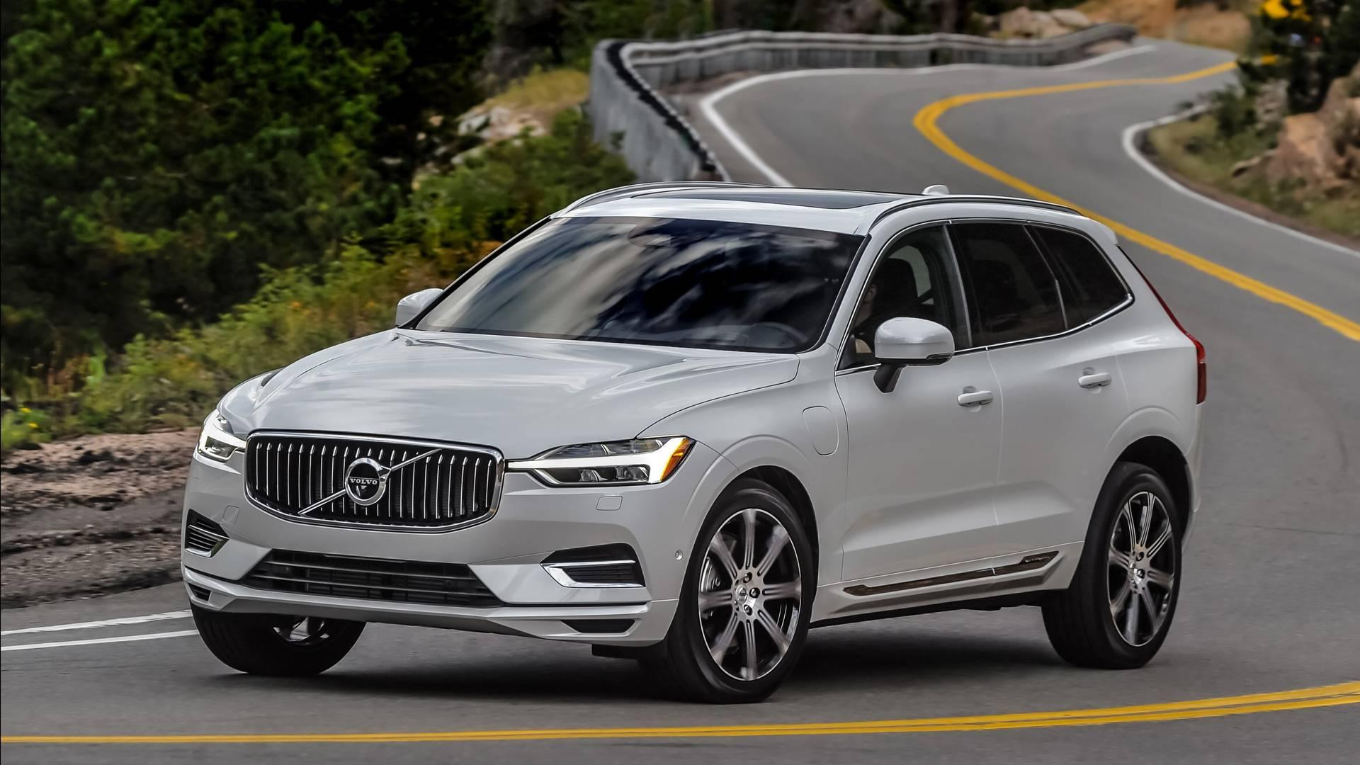 """<p>Nicely redesigned for 2018, the <a href=""""https://www.motor1.com/volvo/xc60/"""" rel=""""nofollow noopener"""" target=""""_blank"""" data-ylk=""""slk:Volvo XC60"""" class=""""link rapid-noclick-resp"""">Volvo XC60</a> crossover SUV continues the brand's tradition for safety with several of the latest high-tech accident avoidance systems standard. These include a forward crash alert, and both high- and low-speed auto-braking systems, with the latter able to help the vehicle avoid hitting another car, pedestrian, bicyclist or large animal in its path (it also includes a steering-assist function in case braking isn't enough to avoid a crash). A lane-departure warning system with lane keeping assist is also included across the line, with a blind-spot warning with rear cross-traffic alert and steering assistance optional as part of the Vision Package.</p>"""