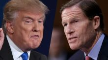 Trump blasts Sen. Blumenthal for backing Russia probe: 'Now he judges collusion?'