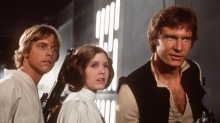 Carrie Fisher's personal 'Star Wars' scripts are up for auction, but they'll cost you $20,000 or more