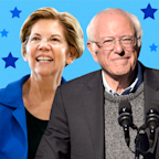 Bernie Sanders and Elizabeth Warren are the 2020 progressive standard-bearers. Here's where they disagree on policy
