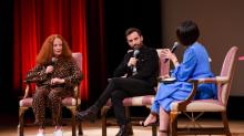 Nicolas Ghesquière and Grace Coddington Talk Fashion, Collaborating, Brigitte Macron and Mick Jagger