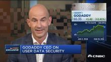GoDaddy CEO: Protection, security and privacy at the core...