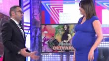 """Melani Olivares se confiesa en Telecinco: """"No me gusta estar embarazada"""""""