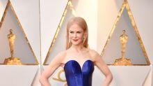 Nicole Kidman se apodera de la alfombra roja