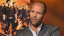 'Expendables' stars in awe of Olympic athletes