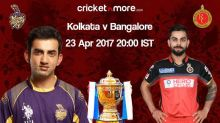 IPL 10: RCB look to inflict second straight home loss on KKR