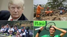The 10 things you might have missed this weekend
