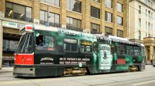 Free St. Patrick's Day service on TTC routes - thanks to Jameson Irish Whiskey