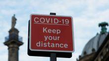 Turning local, British PM Johnson to unveil new coronavirus rules