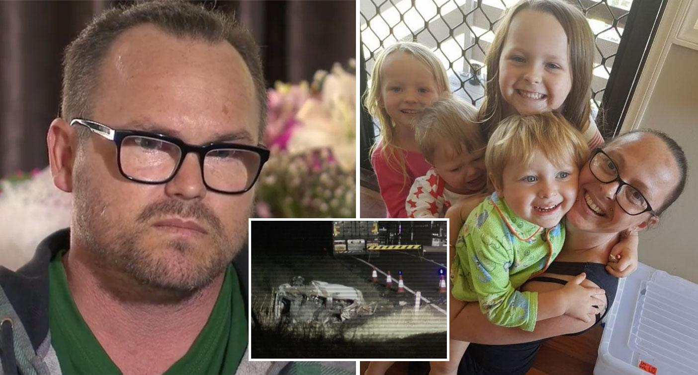 'Selfish, pointless act: Dad of kids killed in fiery crash blames mum for deaths