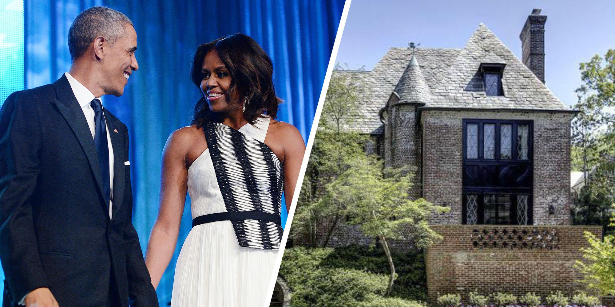 The obamas buy dc home they 39 ve been renting for Buying a home in washington dc