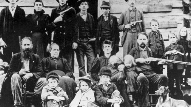 Hatfields and McCoys: New feud evidence unearthed