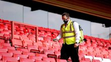 More than 10 EFL and National League clubs at risk of going bust after Government scraps return of fans