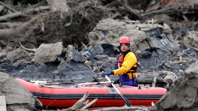 Fire Chief: Death Toll Up in Wash. Mudslide