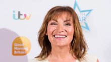 Lorraine Kelly opens up about the anxiety she suffered during menopause