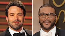 Tyler Perry and Ben Affleck Became Best Buds During 'Gone Girl'