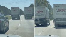 'Making my blood boil': Trucks slammed over 'ridiculous' act