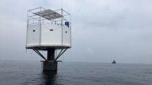 Thai navy boards cabin of fugitive 'seasteaders' facing death penalty