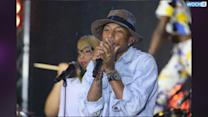 Pharrell Receives A Key To Virginia Beach