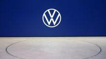 Volkswagen cuts medium-term outlook for operating profit, sales