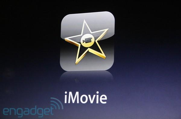 iMovie, GarageBand for iPad announced -- $4.99 on March 11th