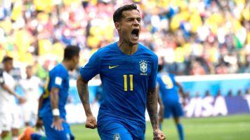 Em jogo sofrido e com gols nos últimos minutos, Brasil bate Costa Rica