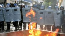 Paraguayan activist killed in a night of political riots