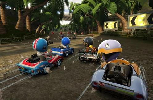 ModNation Racers 1.02 patch improves load times by nearly 30%