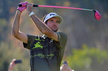 Golf: Bubba back in business with one-shot lead in Los Angeles