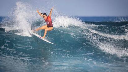 Surf aux JO de Tokyo: tout ce qu'il faut savoir pour comprendre la compétition