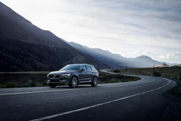 全新年式Volvo XC60售價215萬起上市!新增B4 動力、首導入AAC清淨科技
