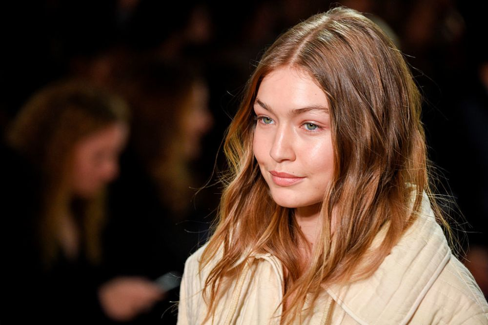 Gigi Hadid is all smiles on stunning special edition Vogue cover