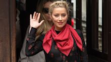 Amber Heard Admits Punching Johnny Depp After Recalling Rumor He Pushed Kate Moss Down The Stairs