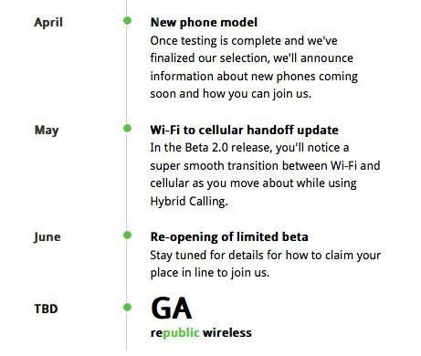 Republic Wireless to open next beta of hybrid VOIP service this summer